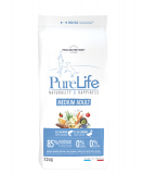 PURE LIFE adult medium 12kg (super-premium)