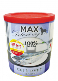 AKCE - MAX deluxe CELÉ RYBY 800g
