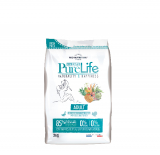 AKCE - PURE LIFE FOR CATS adult 2kg (super-premium)