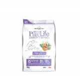 AKCE - PURE LIFE FOR CATS sterilized 8+  2kg (super-premium)