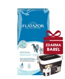 Flatazor CROCKTAIL sterilised 12kg (super-premium) + BAREL