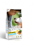 NAXOS PUPPY MEDIUM kuřecí 3kg (super-premium)