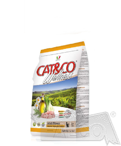 AKCE - CAT&CO wellness fitness 1,5kg (super-premium)