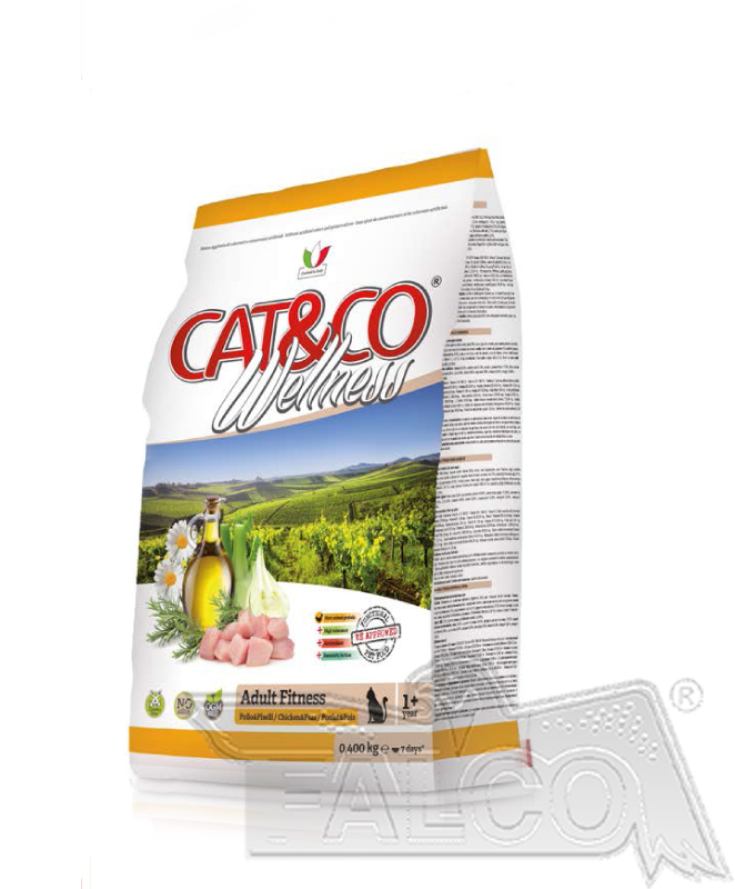 CAT&CO wellness fitness 10kg (super-premium)