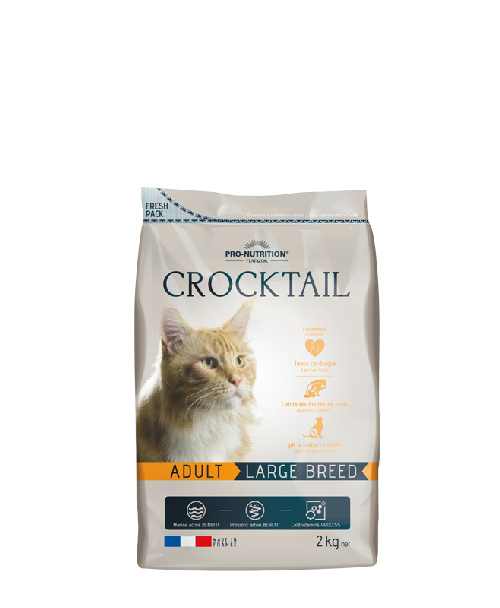 AKCE - Flatazor CROCKTAIL adult large breed 2kg (super-premium)