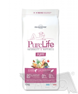 PURE LIFE puppy 12kg (super-premium)