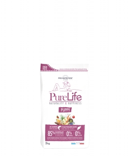PURE LIFE puppy 2kg (super-premium)