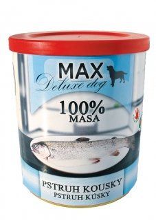 MAX deluxe PSTRUH KOUSKY 800g