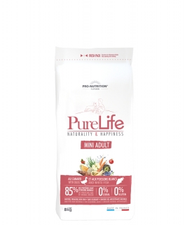 PURE LIFE adult mini 8kg (super-premium)
