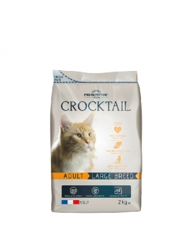 CROCKTAIL adult large breed 2kg (super-premium)