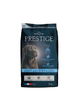 Flatazor PRESTIGE light/sterilized 3kg (super-premium)