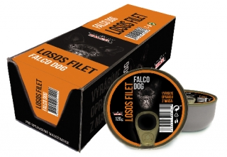 FALCO DOG losos filet 120g - BALENÍ 8ks