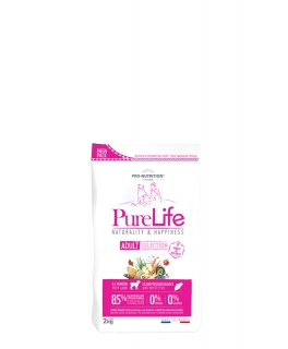 PURE LIFE adult selection 2kg (super-premium)