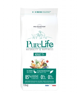 PURE LIFE adult 7+ 12kg (super-premium)